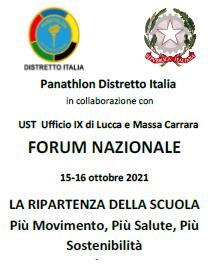 Forum Nazionale Scuola